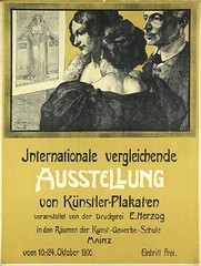 International Exhibition of Artists Posters (1906) | by Susanlenox