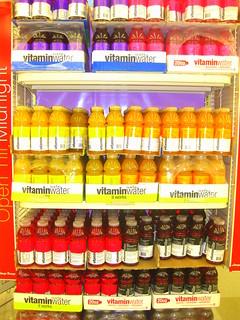 Vitamin Water Vitamin A