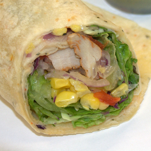 Jamba Juice - Chimichurri Chicken Wrap | by Ken Kuhl
