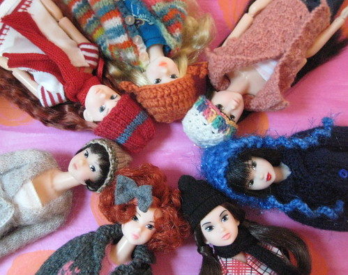 Winter Momoko Circle  201/365 | by Girl Least Likely To