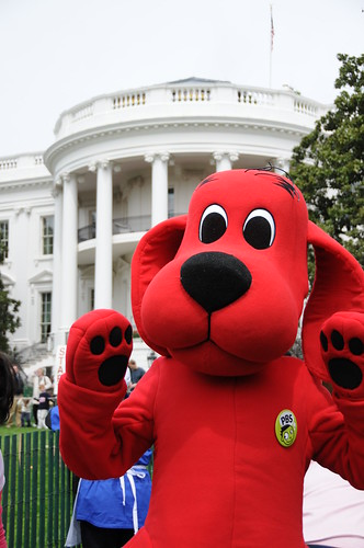 Clifford The Big Red Dog Theme