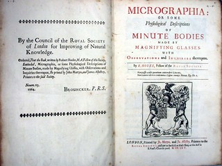 Title-page and Royal Society imprimatur | by University of Glasgow Library