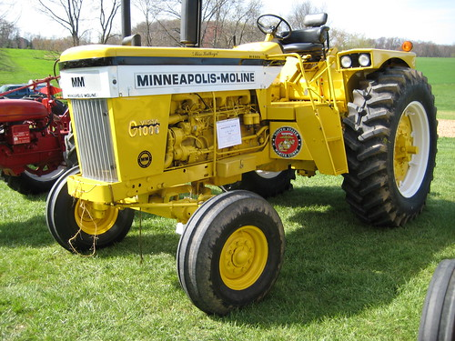 Minneapolis Moline Lawn Tractor Parts : Minneapolis moline vista g tractor this is a
