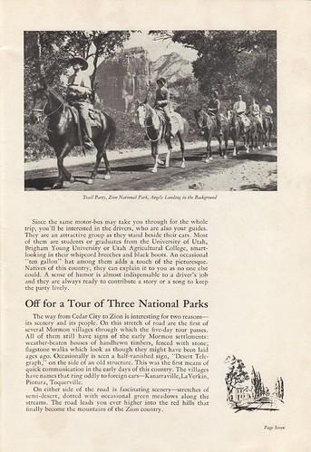 Grand Union Tours Brochure