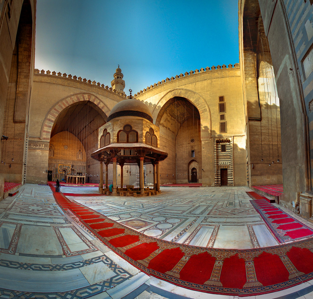 ... Sultan Hassan Mosque And Madrasa | By Sdhaddow
