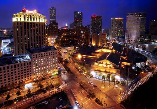 Marriott New Orleans Room Service Menu