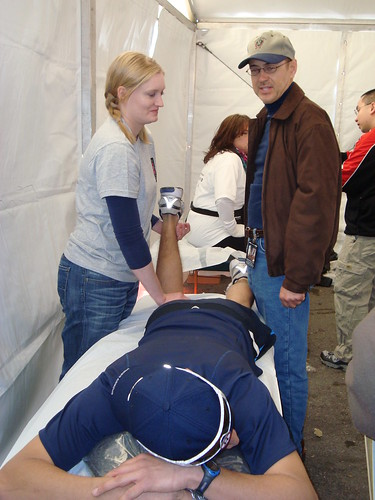 Fort Worth Cowtown Marathon 2009 | by UNT Health Science Center