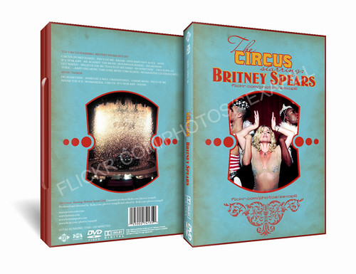 The Circus Starring: Britney Spears Live [Fanmade] | by guilherme zamarioli