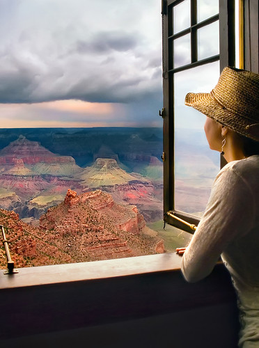 Grand Canyon View | by ArtMix2