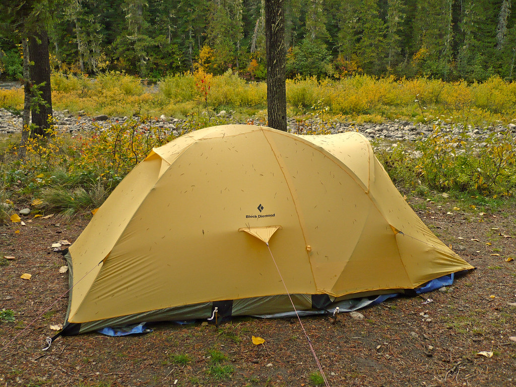 ... Black Diamond Skylight tent Side View | by CT Young & Black Diamond Skylight tent Side View | Single-walled Epic u2026 | Flickr