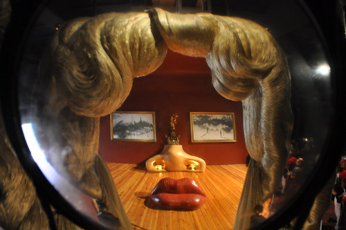 Rita Mae West room, Dalí Museum | by trvbaker