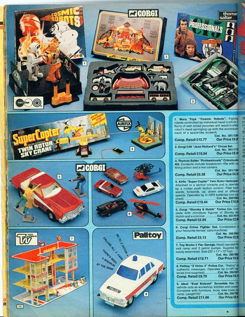 Argos 1979 toys 11   monsterscud   Flickr