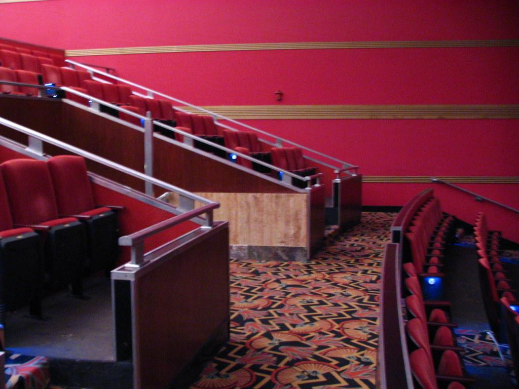 Music Hall Kansas City Upper Balcony Kevmac77 Flickr