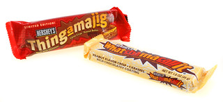 Hershey's Thingamajig & Whatchamacallit | by cybele-