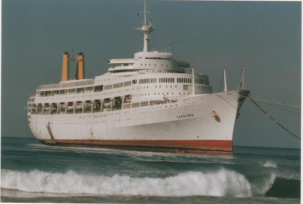 Afbeeldingsresultaat voor SS Canberra