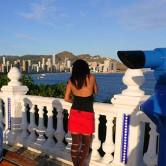 Lookout in Benidorm | by Ginas Pics