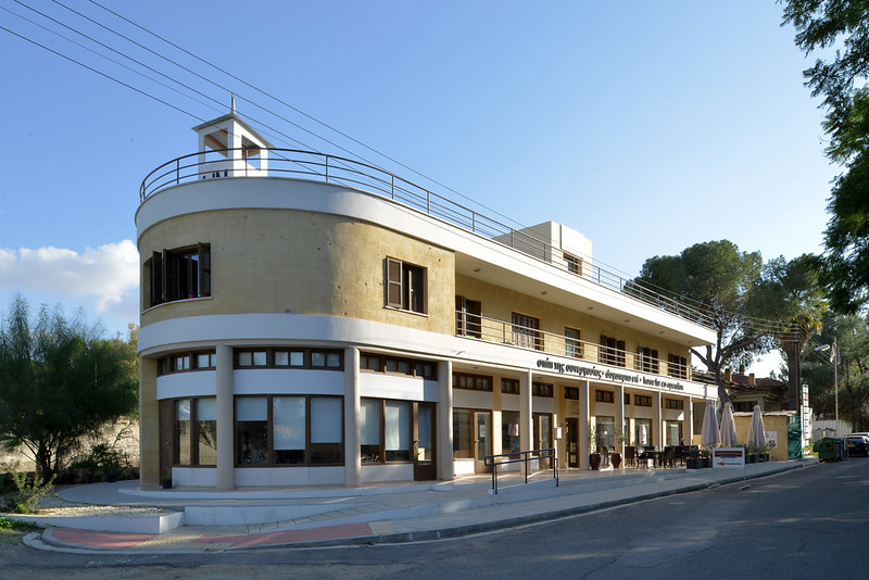 Home for Cooperation: Educational Centre in the Buffer Zone of Nicosia, CYPRUS