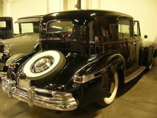Lincoln Car Commercial  Filmed In Hardened Hanger