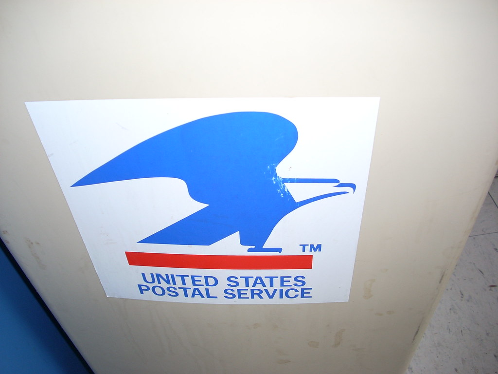 Old united states postal service logo the old logo for uni flickr old united states postal service logo by retailbyryan95 buycottarizona