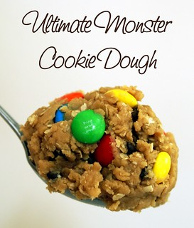 SAFE to eat Ultimate Monster Cookie Dough | by Bliss Candies