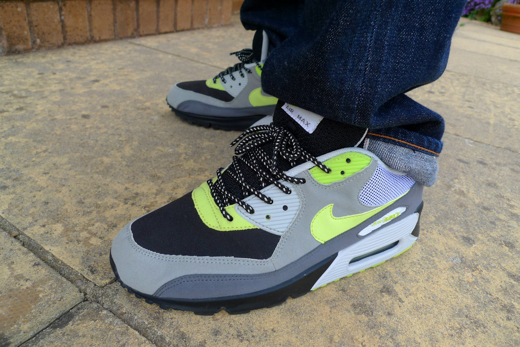 7fc1f66790 ... nike air max 90 x dave white size exclusive (05) wdywt.