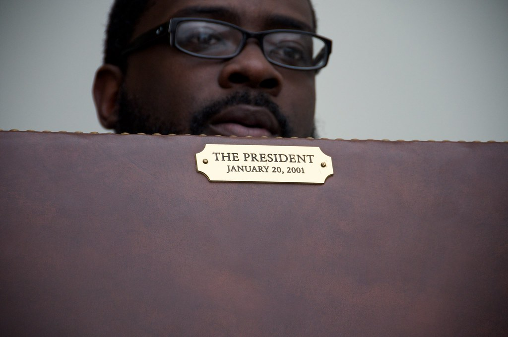 ... The Presidentu0027s Chair from the Cabinet Room | by johnbailey63 & The Presidentu0027s Chair from the Cabinet Room | johnbailey63 | Flickr