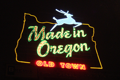 made in oregon | by pietboy