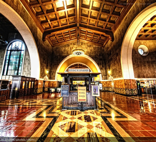 Union Station, Los Angeles (#6) | by Christopher Chan