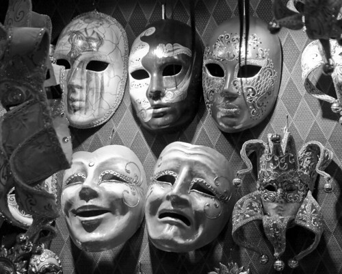 Italian Masks | by Peter E. Lee