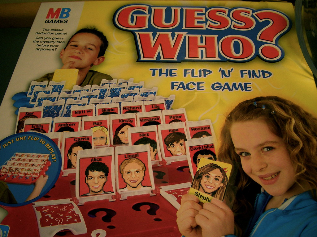 Image result for guess who