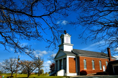 Country Baptist Church.. | by Thomason Images-Im back Will be catching up