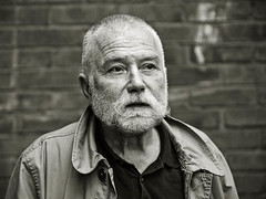 Peter Brotzmann | by Peter Gannushkin