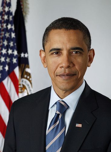 Official Portrait of Barack Obama | by Beverly & Pack