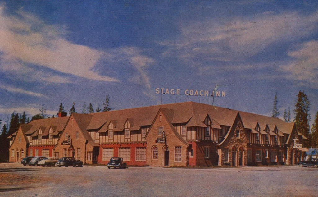 Stage Coach Inn - West Yellowstone, Montana