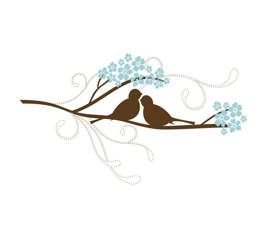 Printable Note Cards Birds On A Flowering Branch Printable Note Cards Gift T Flickr