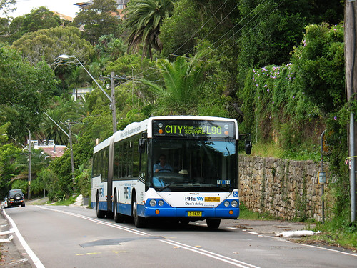 state transit authority sydney buses volvo b12blea artic flickr. Black Bedroom Furniture Sets. Home Design Ideas