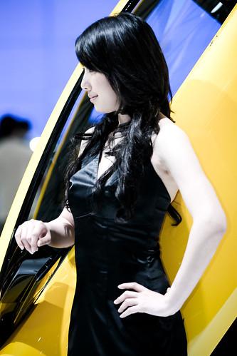 Shanghai Auto Show Electric Cars