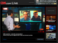CNN.com Live 5/28/09 | by stevegarfield