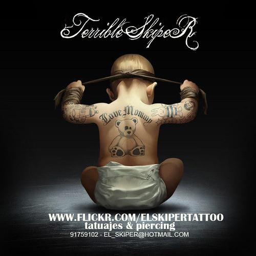 Como Se Hacen Los Tatuajes se hacen tatuaje a 10 mil! | images.google.cl/images?hl=es&r… | flickr