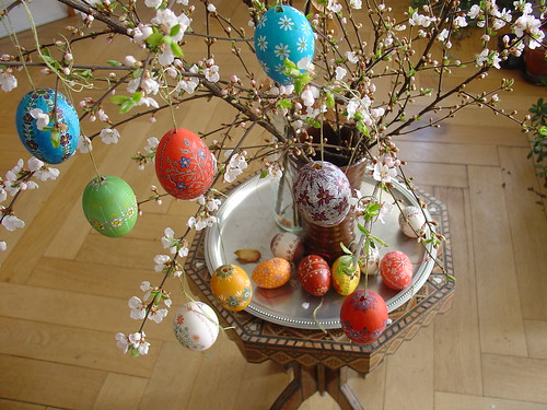 Decorated Easter eggs | by olga_rashida