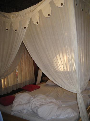 White Bed Canopy Uk