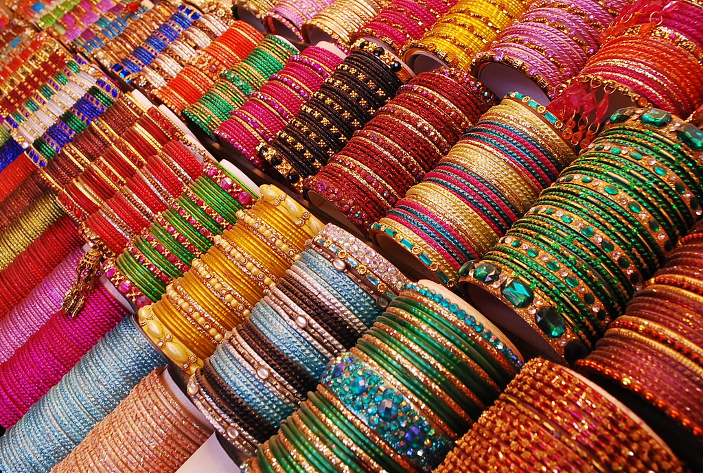 Colours Of Her Dreams | I was at Tariq Rd(a very famous shop… | Flickr