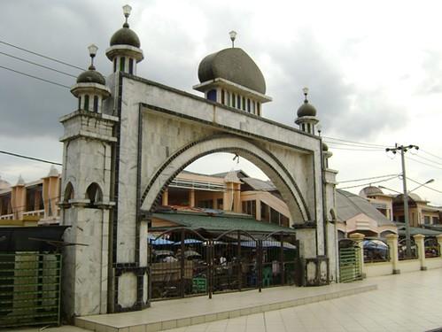 Contoh Gambar Pintu Gerbang Masjid Brad Erva Doce Info