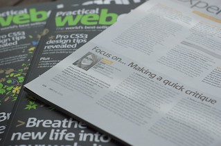 May issue of Practical Web Design Magazine | by Samanthatoy