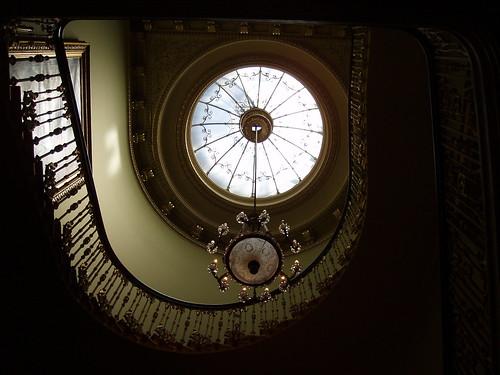 Robert Adam Interior Located Within Lloyds Building London