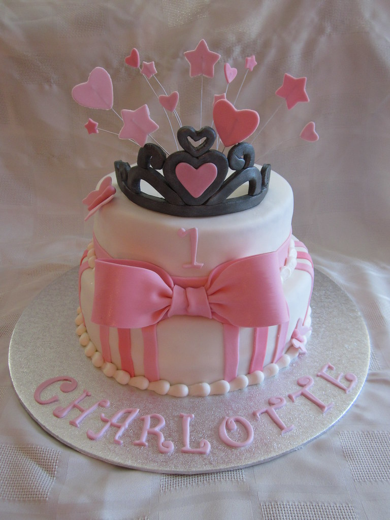 1st Birthday Princess Cake 1st Birthday Princess Cake Cove Flickr