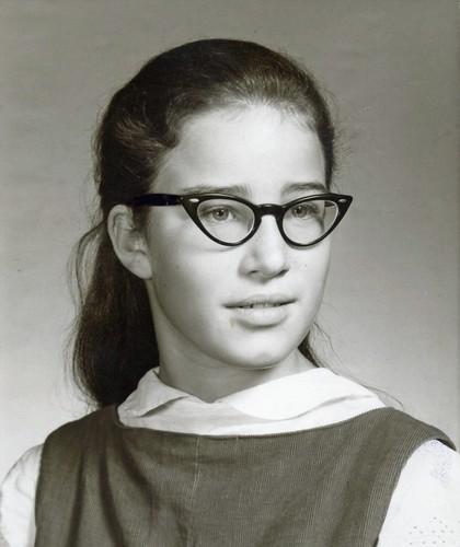 Catherine with glasses, Madison, WI Ali Eminov Flickr