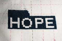Hope in progress | by turning*turning