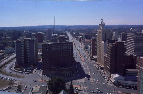 Salisbury (Harare) ~ 1969 or so | by John Linwood