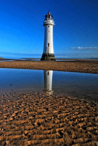 Reflecting Perch Rock | by 18mm & Other Stuff